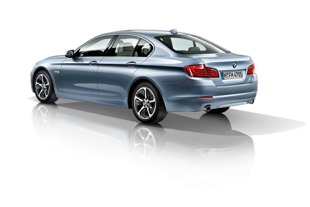 BMW ActiveHybride 5