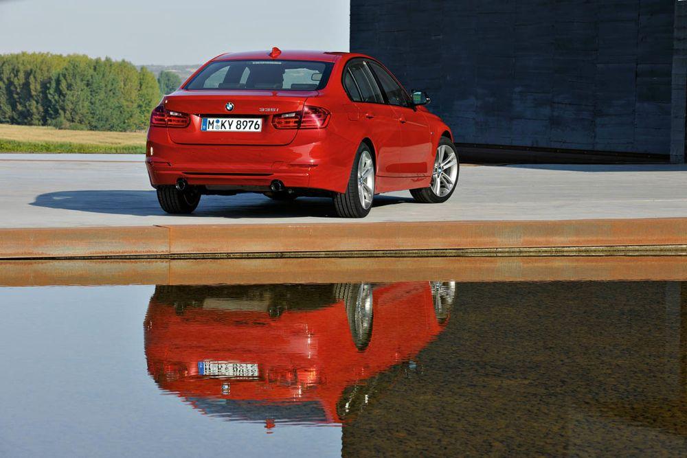 Nouvelle BMW Série 3 type F30
