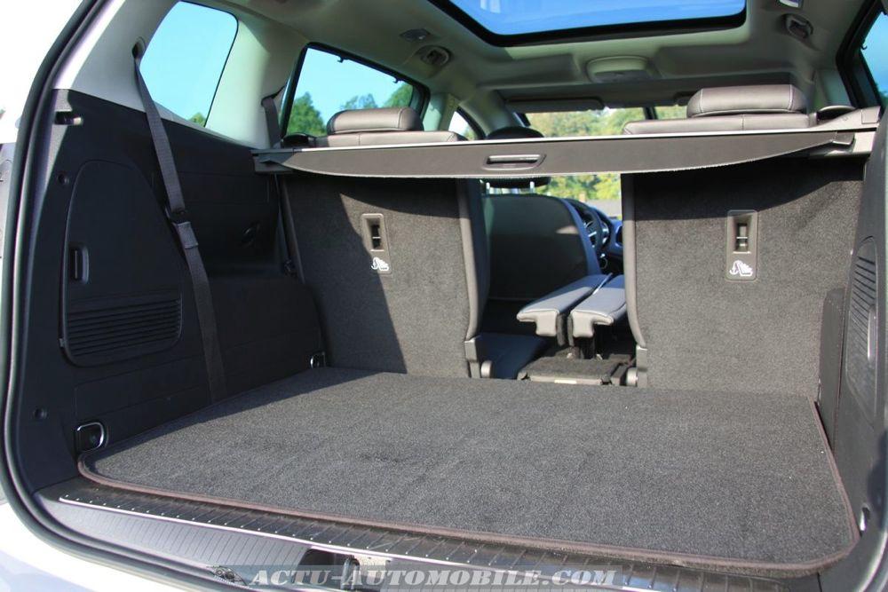 Opel Zafira Tourer Cosmo Pack