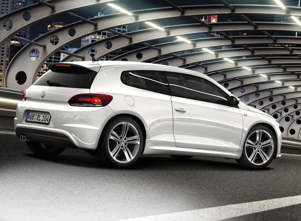 volkswagen scirocco carat et sportline avec pack r line actu automobile. Black Bedroom Furniture Sets. Home Design Ideas