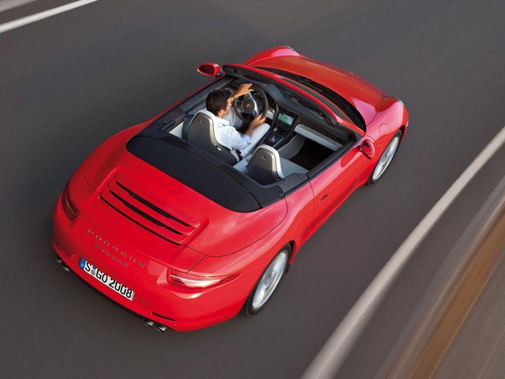 Porsche 911 Cabriolet type 991