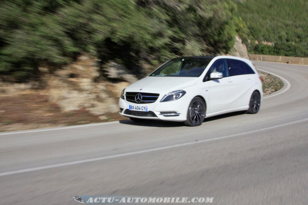 Mercedes Classe B 200 CDI BlueEfficiency