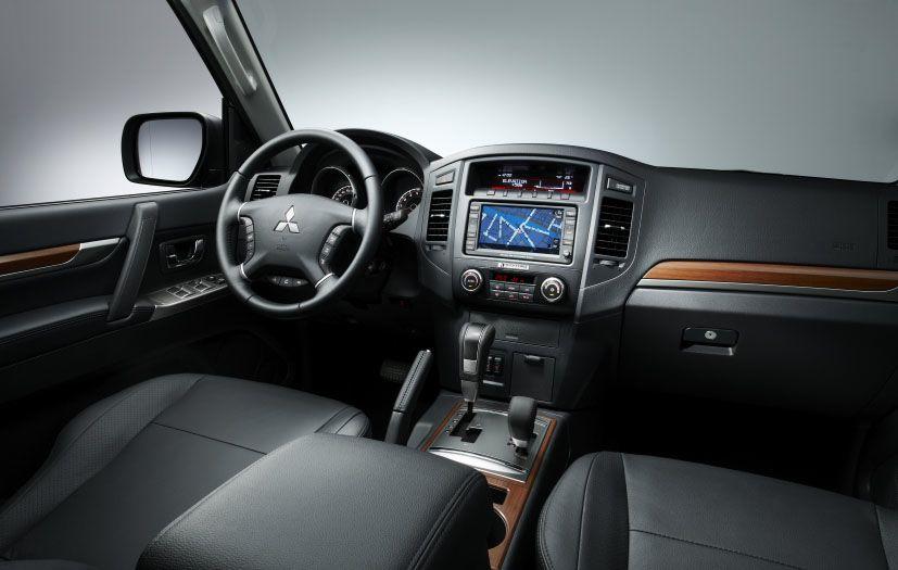 Mitsubishi Pajero 30ème anniversaire