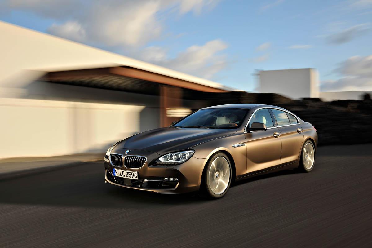 BMW Série 6 Gran Coupé