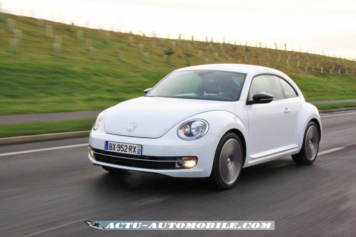 Nouvelle Volkswagen Coccinelle
