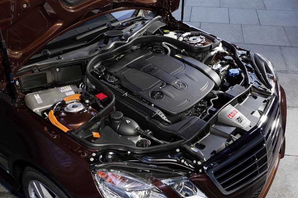 E 400 Hybrid