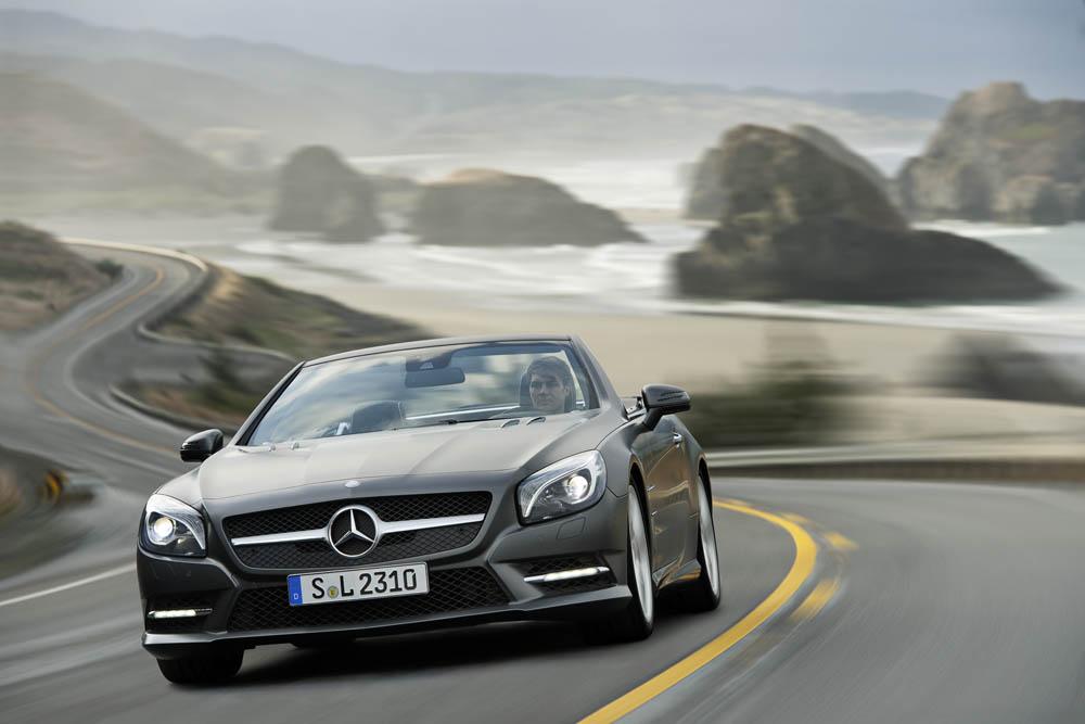 Mercedes-Benz SL 2012