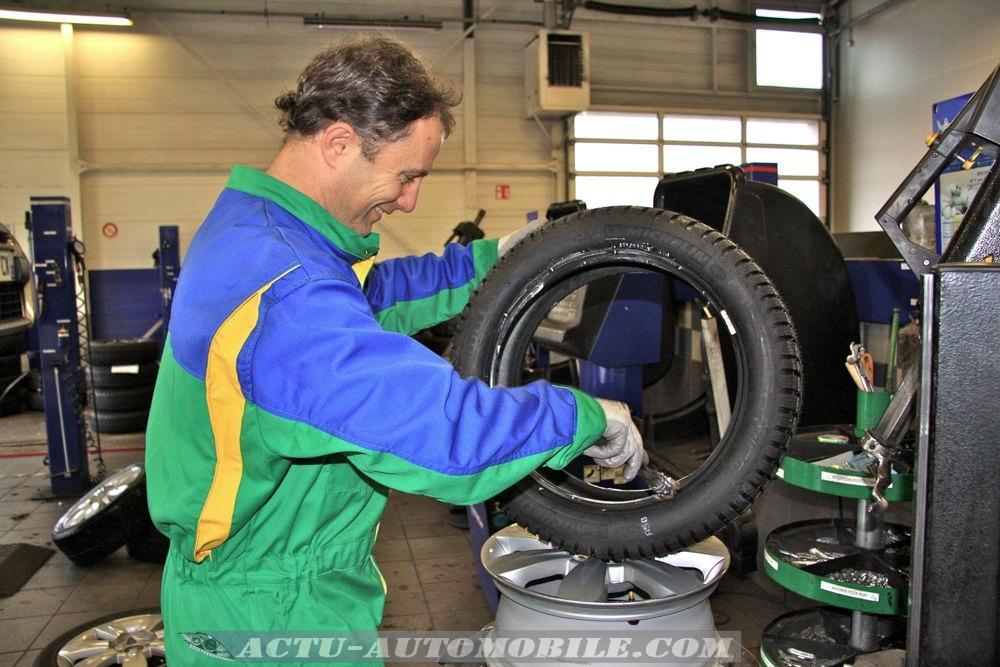 L'expérience Michelin Alpin 4