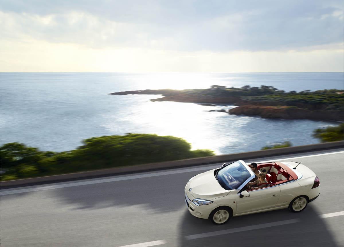 Renault Mégane Coupé Cabriolet Floride