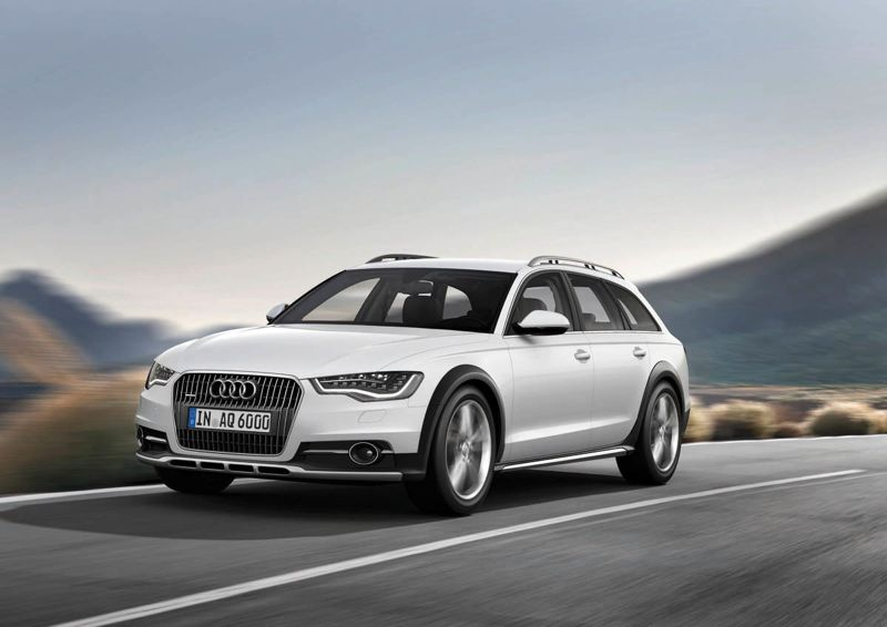 nouvelle audi a6 allroad quattro 2012 actu automobile. Black Bedroom Furniture Sets. Home Design Ideas