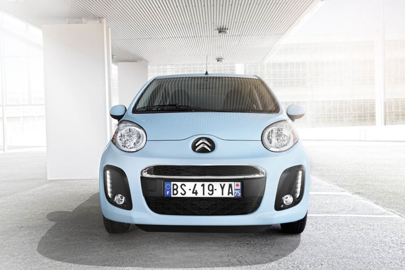 Nouvelle Citroën C1