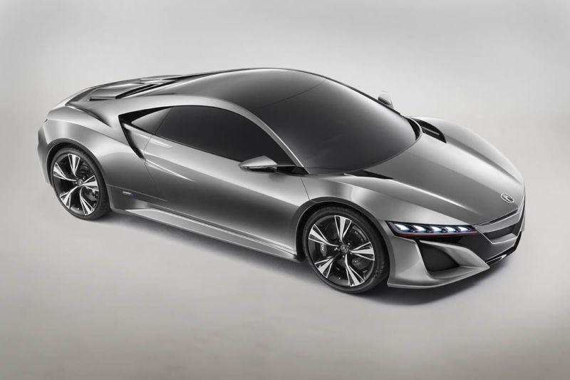 Concept Honda NSX