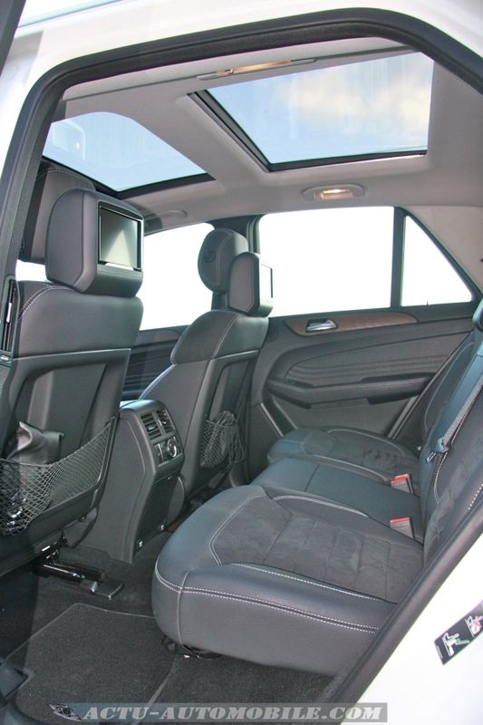 Mercedes Classe M 350 4Matic BlueEfficiency