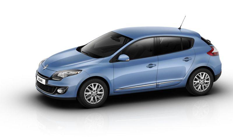 Renault Mégane dCi 110 Collection 2012
