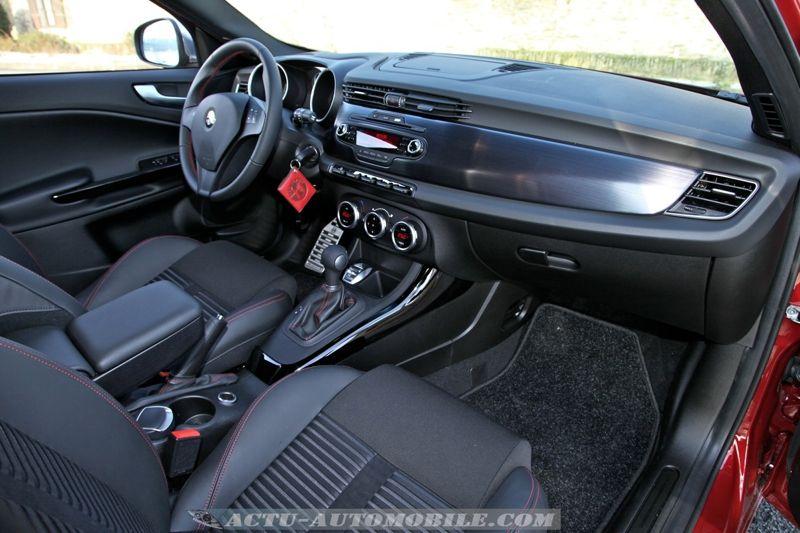 Alfa Romeo Giulietta 2.0 JTDM 170 TCT