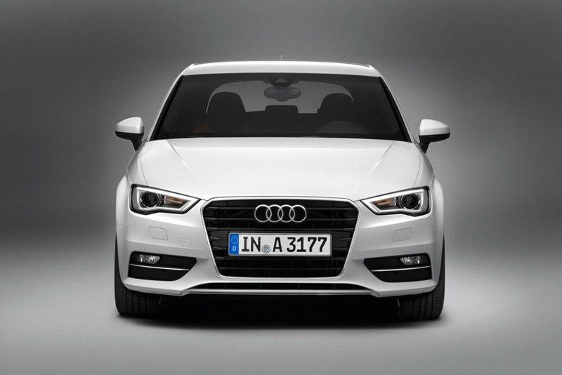 nouvelle Audi A3 3 portes