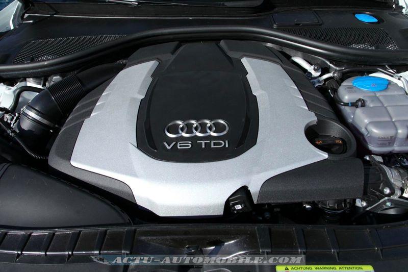 Audi A6 3.0 Bi-TDi 313 ch