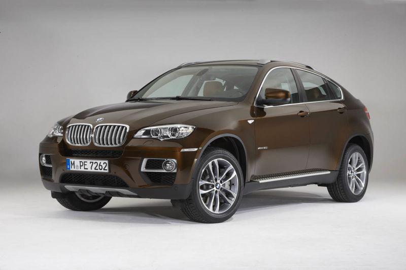 BMW X6 restylé