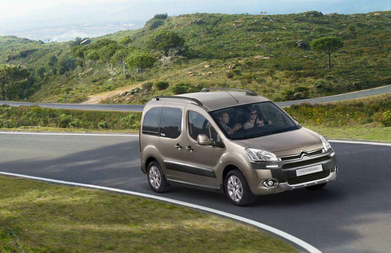 Citroën Berlingo Multispace 2012