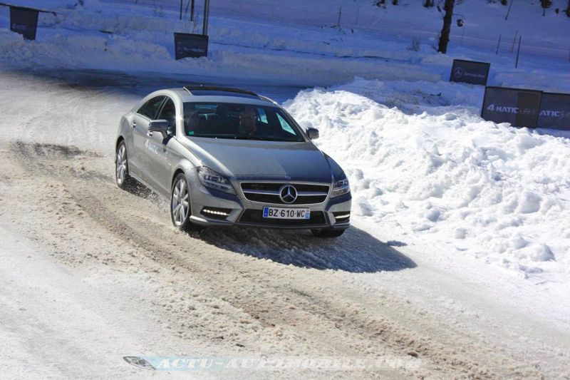 Mercedes 4Matic