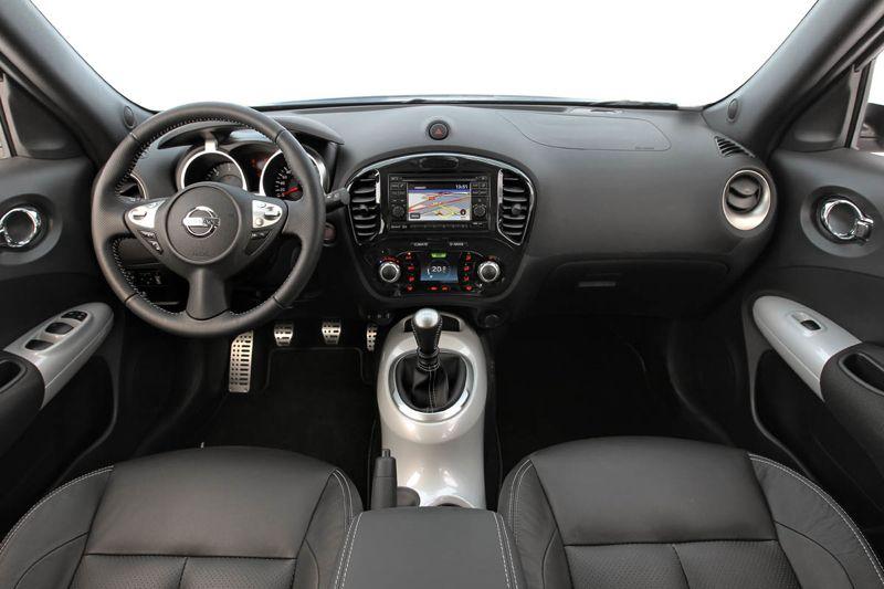 Nissan Juke Urban Premium