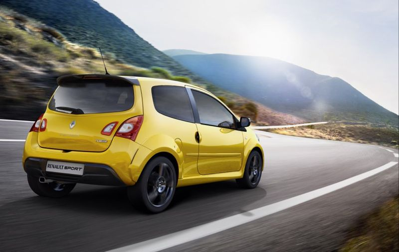 renault twingo rs m me puissance actu automobile. Black Bedroom Furniture Sets. Home Design Ideas