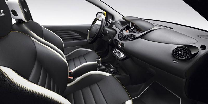 Nouvelle Renault Twingo RS