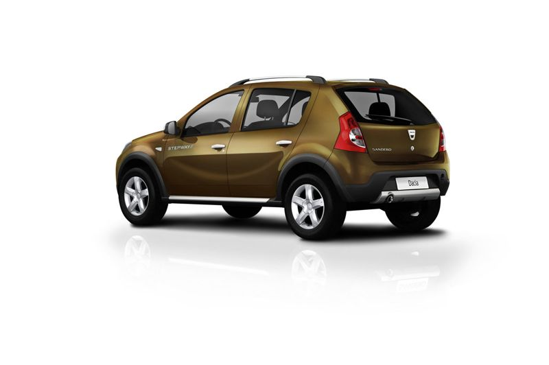 dacia sandero stepway 2 modifications l g res actu automobile. Black Bedroom Furniture Sets. Home Design Ideas