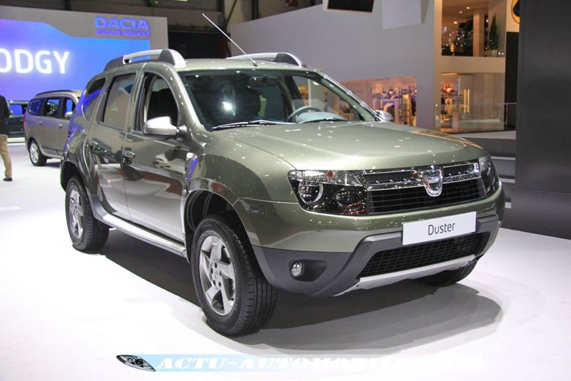 Dacia Duster Delsey