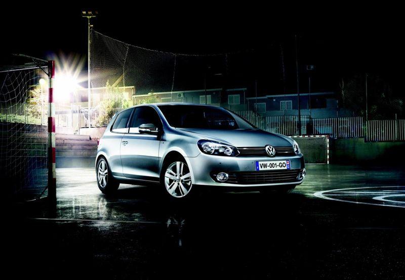Volkswagen Golf Match 2