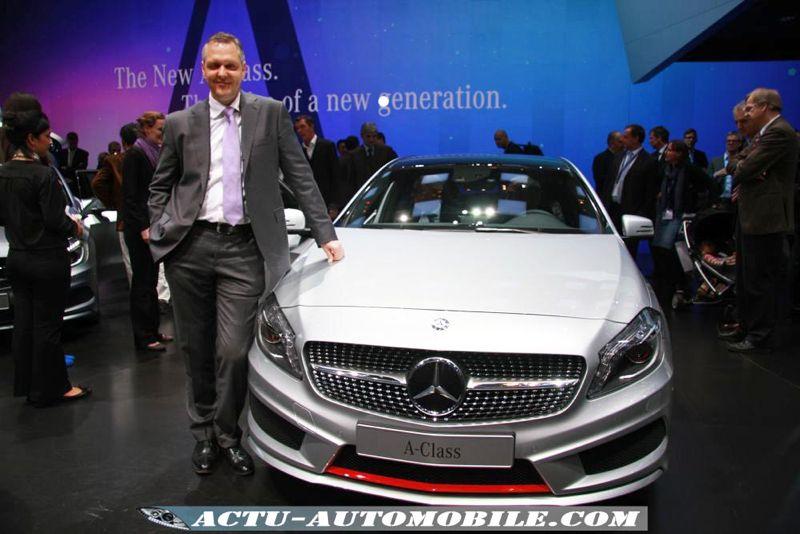 Marc Langenbrinck Mercedes France