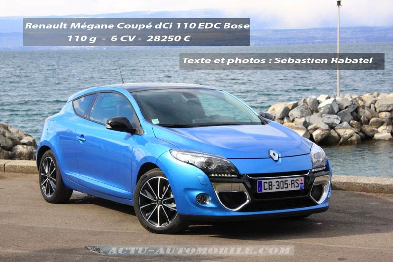 Renault Mégane Collection 2012