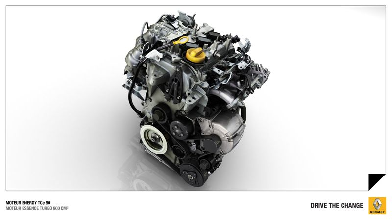 Renault Energy TCe 90 ch
