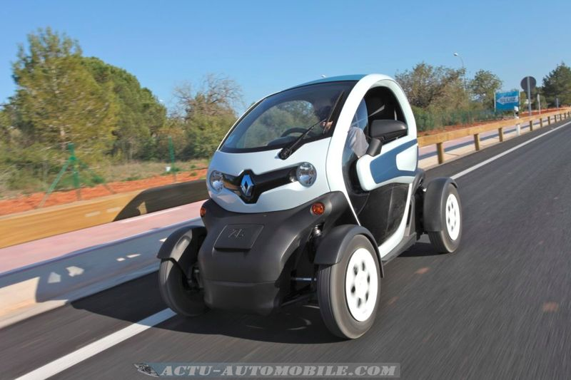 essai renault twizy twin easy. Black Bedroom Furniture Sets. Home Design Ideas