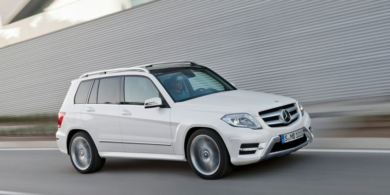 mercedes glk premier restyling actu automobile. Black Bedroom Furniture Sets. Home Design Ideas
