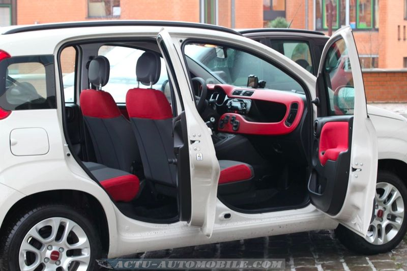 Fiat Panda TwinAir 85 Lounge