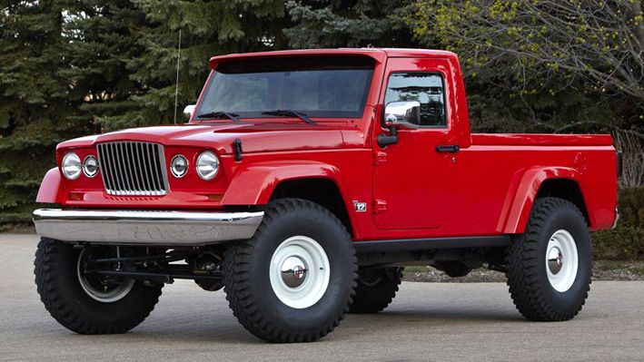 Des concepts Jeep inédits au 46e Easter Jeep Safari à Moab