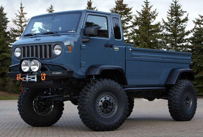 Des concepts Jeep inédits au 46e Easter Jeep Safari à Moab