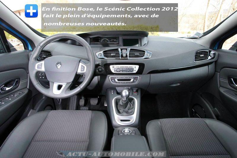 Renault Scénic 2012 Bose