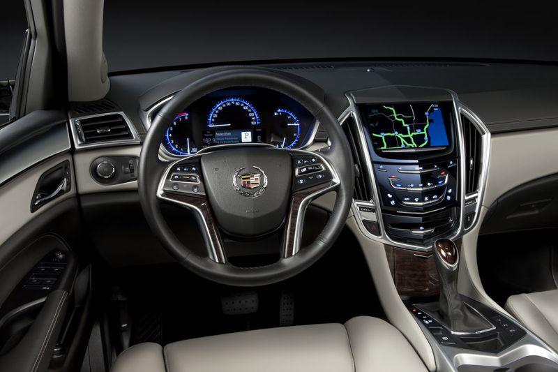 Cadillac SRX 2013