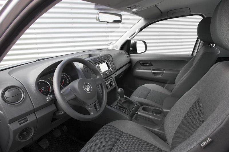 Volkswagen Amarok simple cabine