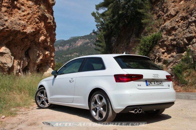 Audi A3 2.0 TDI 150 Ambition
