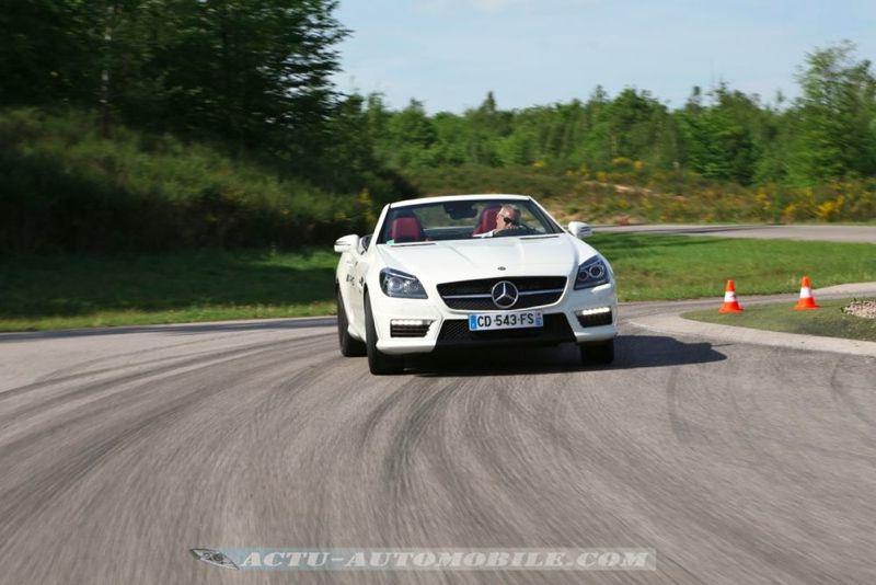 Mercedes AMG Live 2012
