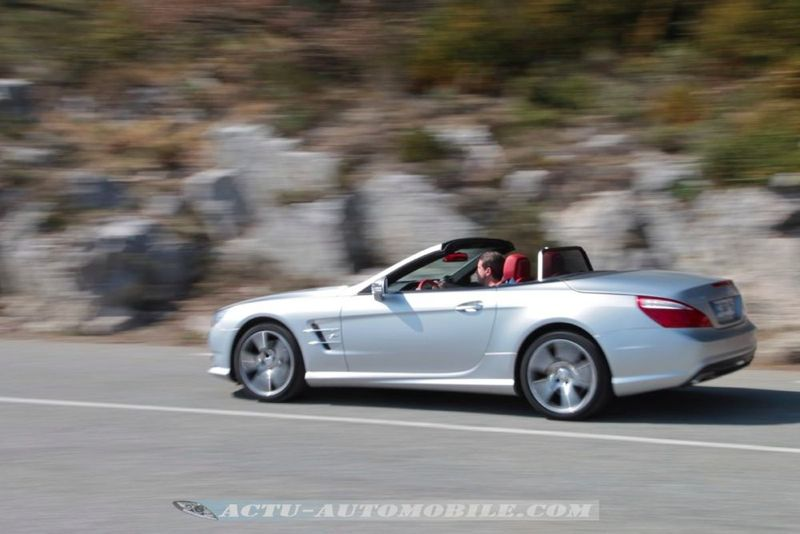 Mercedes-Benz SL 500 Edition One