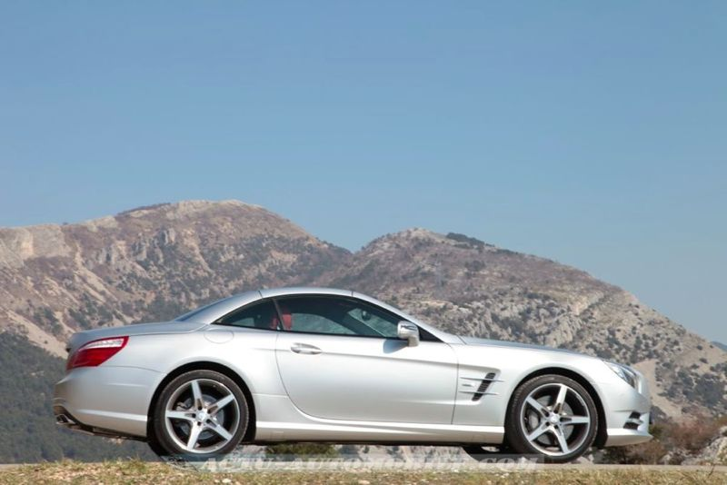 Mercedes-Benz SL 500 Edition One
