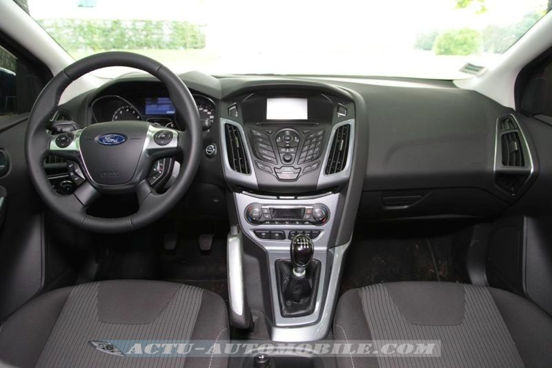 Ford Focus 1.0 Ecoboost 125 ch