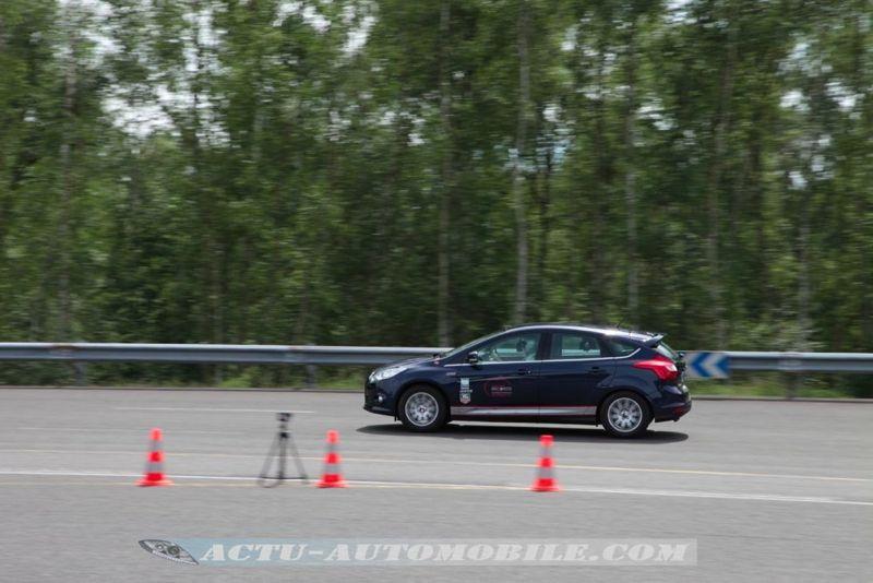 Ford Focus records du monde