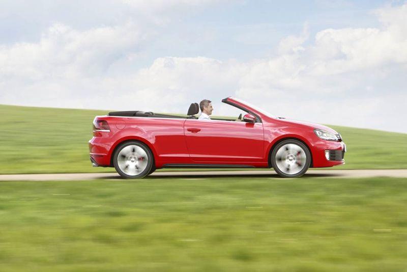 Volkswagen Golf Cabriolet GTI