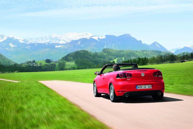 Golf GTI Cabriolet