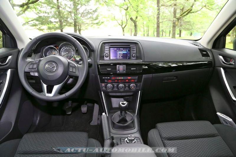 Mazda CX-5 Skyactiv-D 150